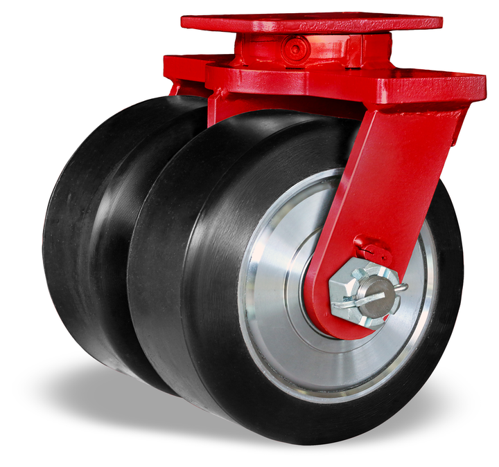 Hamilton's New High Speed / Heavy Duty Casters